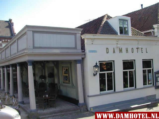 damhotel - eten en slapen in edam